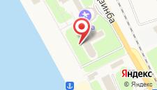 Гостиница Лоза на карте