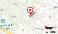 Апартаменты Виктория на карте