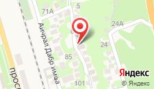 Мини-отель Несник на карте
