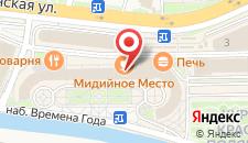 Апарт-отель Горки Город +540 на карте