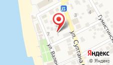 Отель Илиос на карте
