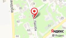 Гостевой дом АэрофлотЪ на карте
