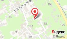 Гостевой дом Калина на карте
