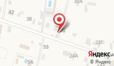 Гостевой дом Березовая Роща на карте