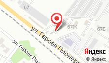 Гостиница Арт-Отель на карте