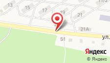 Отель Киараз Старт на карте