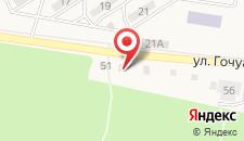 Гостевой дом Гринвуд на карте