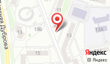Апартаменты Как дома на Завадского на карте