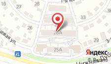 Апартаменты На 2-ой Кольцевой 26а на карте