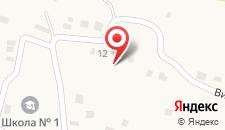 Отель Mini-hotel Lazurnaya Buxta на карте