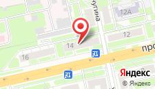 Апартаменты All-4U на Ленина на карте