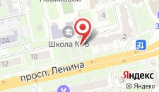 Апартаменты Ленина на карте