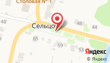 Гостевой дом На Суздальской 59 на карте