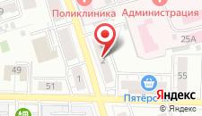Апартаменты Владимир на карте