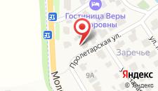 Гостевой дом Архангельских на карте