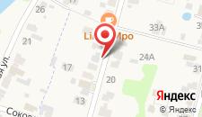 Гостевой дом Алексеевский на карте