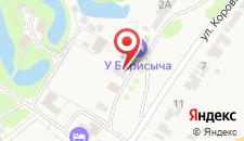 Гостевой дом В Суздале на карте