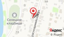 Гостевой дом Сказка на карте
