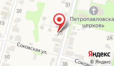 Гостевой дом Покровская усадьба на карте