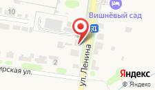 Апартаменты Ленина 5 на карте