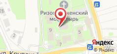 Арт-отель Николаевский посад на карте