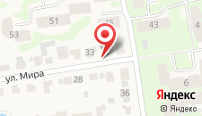 Гостевой дом На Мира 35 на карте