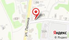 Отель Подворье Купца Калинина на карте