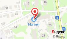 Апартаменты На Всполье на карте