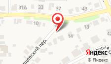 Гостевой дом Валентина на карте