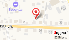 Гостиница Суздаль Inn на карте