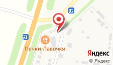 Парк-Отель Печки-Лавочки на карте