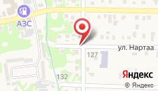 Гостевой дом На Гарцкия на карте