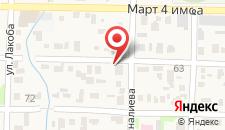 Гостевой дом На 23 июля 73 на карте