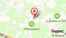 Гостевой дом Приморский на карте