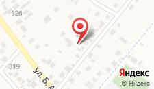 Мини-отель Для друзей на карте