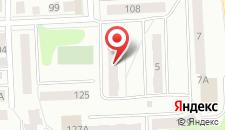 Апартаменты Myasnitskaya 106 на карте
