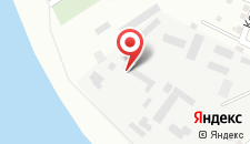 Пансионат Кяласур на карте