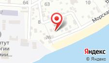Отель Mare на карте