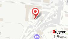 Отель Троя на карте