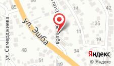 Гостевой дом Pit-Stop на карте