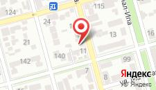 Дом отдыха На Джонуа 13 на карте