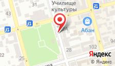 Мини-гостиница Дом купца Шапошникова на карте