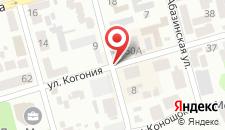 Отель Отель Акуа на карте