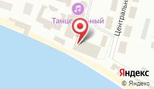 Отель На Акиртава 26 на карте