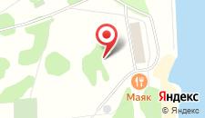Отель Орлец на карте