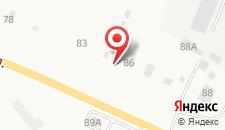 Отель Пит-Стоп на карте