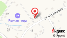 Хостел Крокус на карте