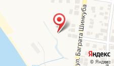 Пансионат Эвкалиптовая роща на карте