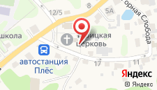 Гостевой дом Волга-Volga на карте