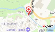 Отель Ростов.ru на карте